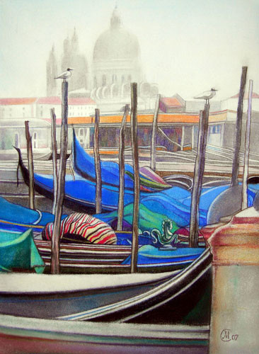 «Венеция ::: Маргарита Керимова-Соколова
