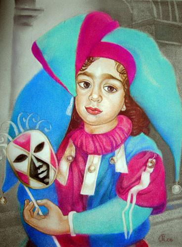 «Маленький принц» ::: Маргарита Керимова-Соколова