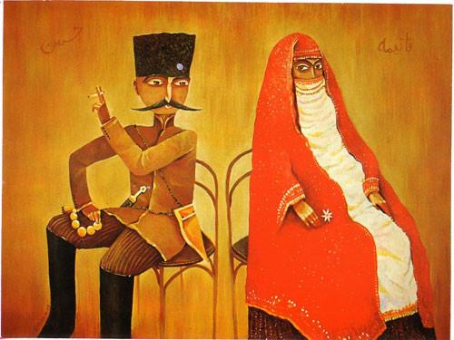 """""""Фатима и Гасан"""" ::: Орхан Гусейнов"""
