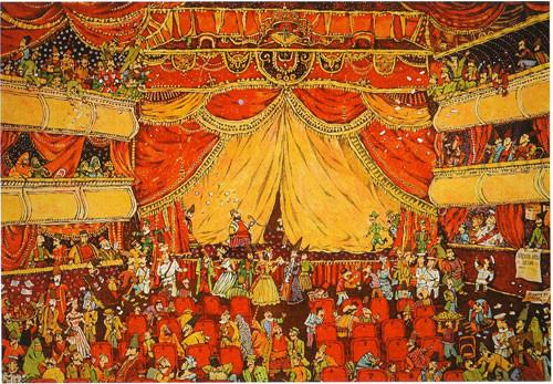 """""""Театр Тагиева"""" ::: Орхан Гусейнов"""