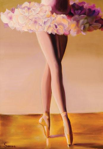 """""""Балерина"""" ::: Самира Джавадова"""