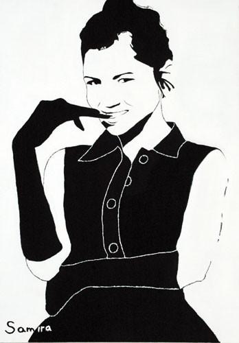 """Портрет 2"" ::: Самира Джавадова"