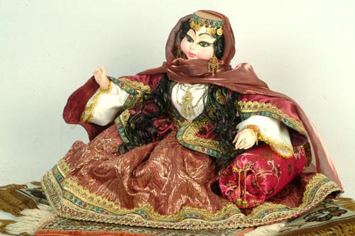 """""""Шахризад"""" (1001 Ночь) ::: Тамилла Курбанова"""