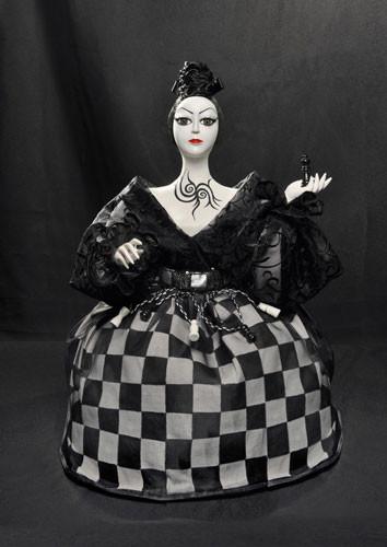 """Шахматная  королева"" ::: Тамилла Курбанова"