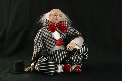 """""""Старый клоун"""" ::: Тамилла Курбанова"""