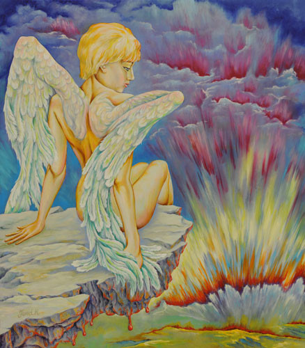 """Мой ангел-хранитель"" ::: Фуад Кафар"
