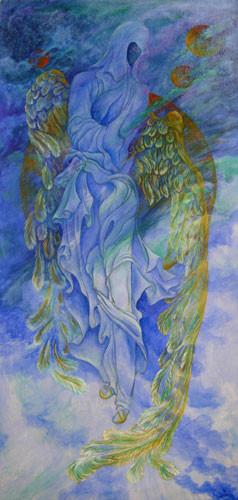 """Таинственный ангел"" ::: Фуад Кафар"