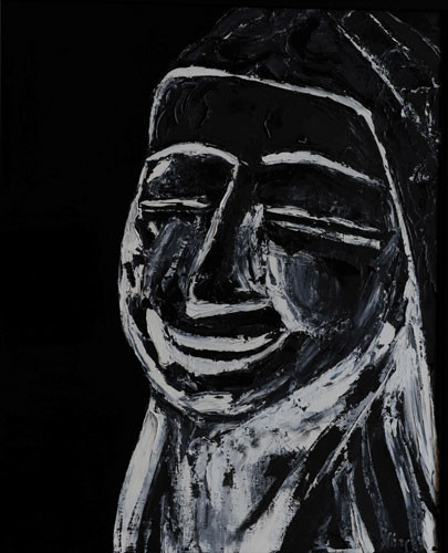 """""""Образ женщины"""" ::: Аббас Ахмедов"""