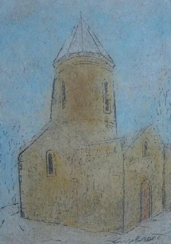 """""""Церковь Киш"""" ::: Юсиф Мирза"""