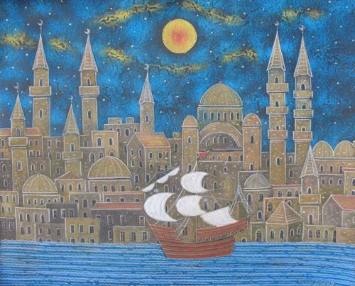 """Древний Стамбул"" ::: Юсиф Мирза"