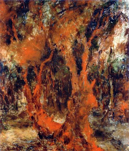 """""""Дерево"""" ::: Энвер  Аскеров"""