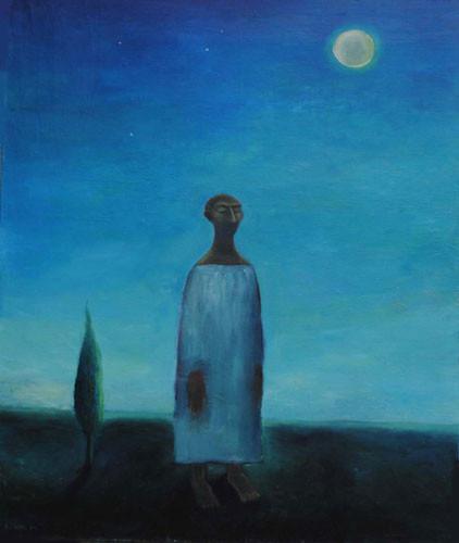 """Одинокий"" ::: Арзу Рзаев"