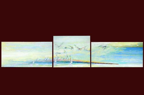 Триптих ::: Интигам Агаев