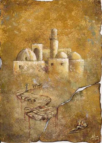 """""""Дворец"""" ::: Нигяр Бабаева"""