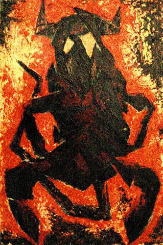 """""""Дьявол"""" ::: Лейла Насибова"""