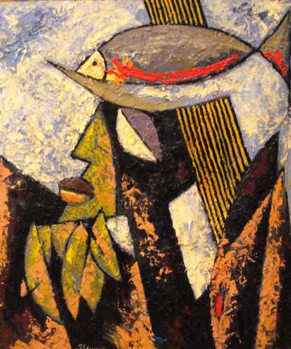 Африканский шаман - 2009 ::: Фархад Ялгузаг