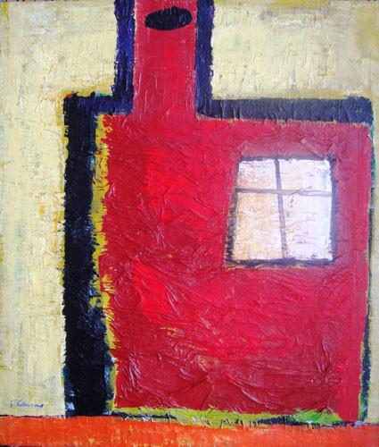 Красный дом – 2012 ::: Фархад Ялгузаг