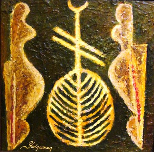Беременные женьщины – 2009 ::: Фархад Ялгузаг