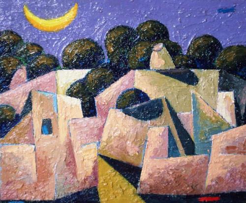 Абшеронская ночь – 2007 ::: Фархад Ялгузаг
