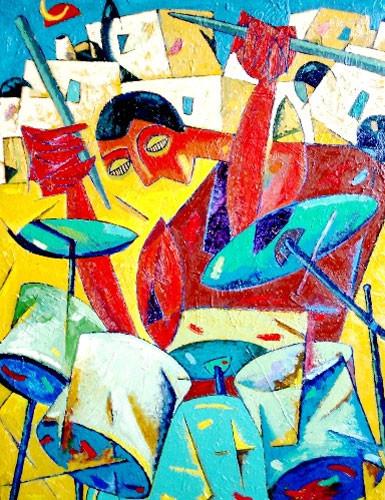 Джазовые ритмы на Абшероне – 2007 ::: Фархад Ялгузаг