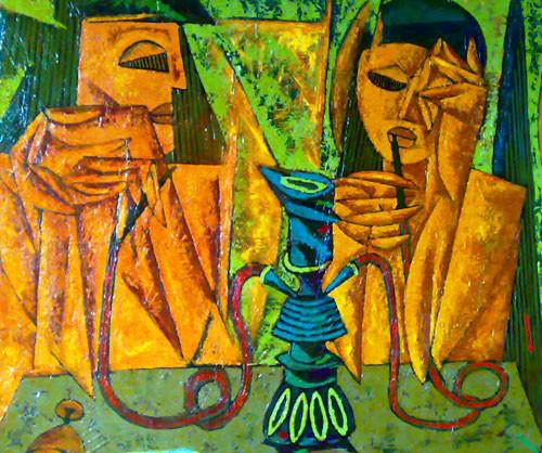 Свидание – 2008 ::: Фархад Ялгузаг