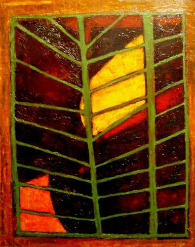 Окно – 2007 ::: Фархад Ялгузаг