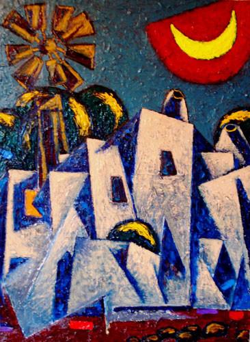 Лунная ночь – 2007 ::: Фархад Ялгузаг