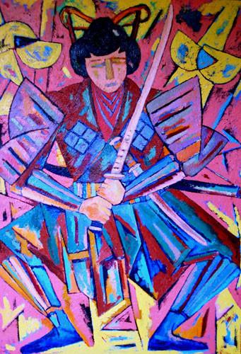 Самурай – 2003 ::: Фархад Ялгузаг