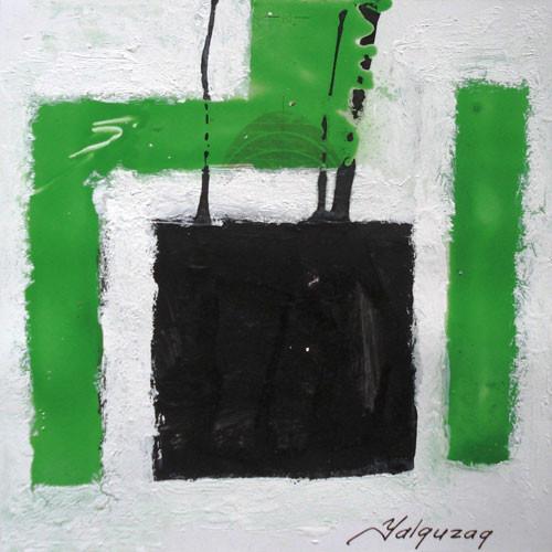 Зеленый ::: Фархад Ялгузаг