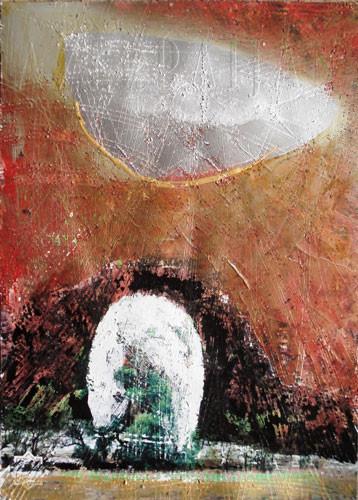 Серебренная луна  - 2010 ::: Фархад Ялгузаг