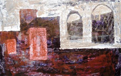 Красные окна - 2010 ::: Фархад Ялгузаг