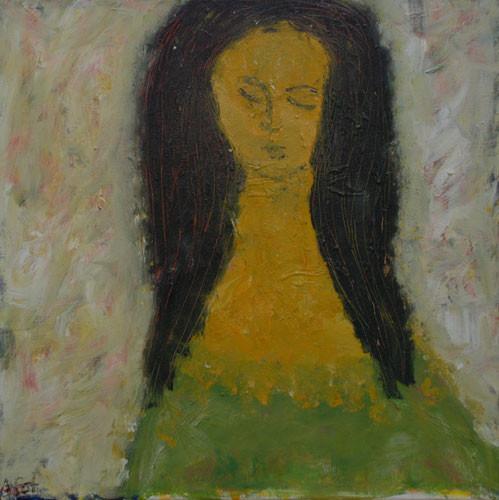 """""""Черные волосы"""" ::: Афет Багирова"""