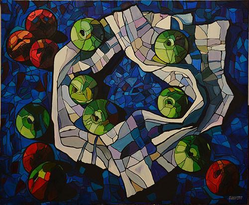 Apples ::: Gunay Mehdizade