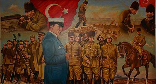 Ataturk's period ::: Gunay Mehdizade