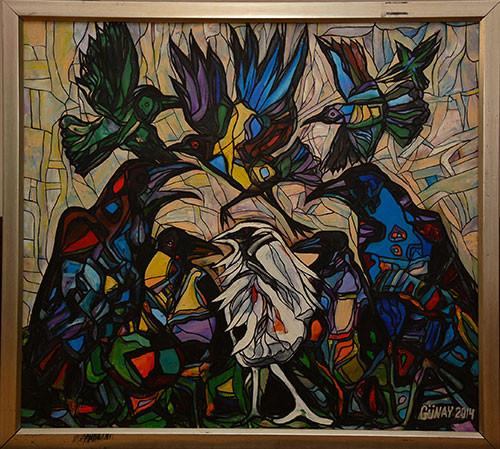 Music of crows ::: Gunay Mehdizade