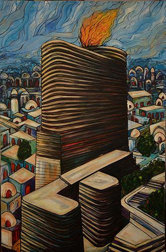 Maiden Tower ::: Gunay Mehdizade