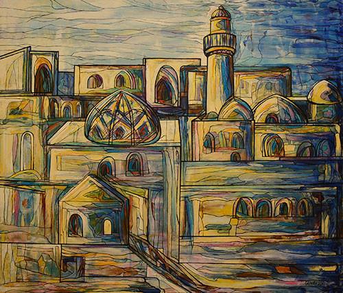 History ::: Gunay Mehdizade