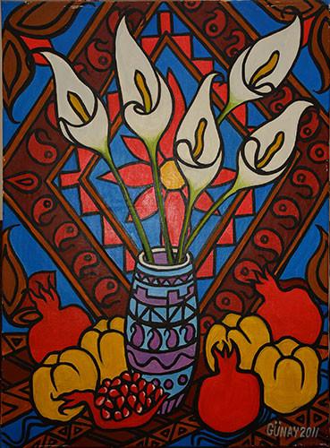 Carpet ::: Gunay Mehdizade