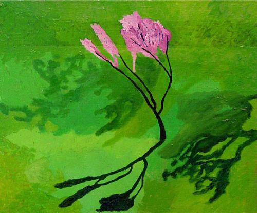 """""""Весна. Обострение"""" ::: Наира Рустамова"""
