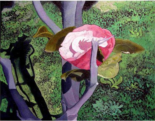 """""""Дерево роза"""" ::: Наира Рустамова"""