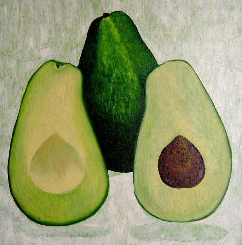 """Плод манго"" ::: Наира Рустамова"