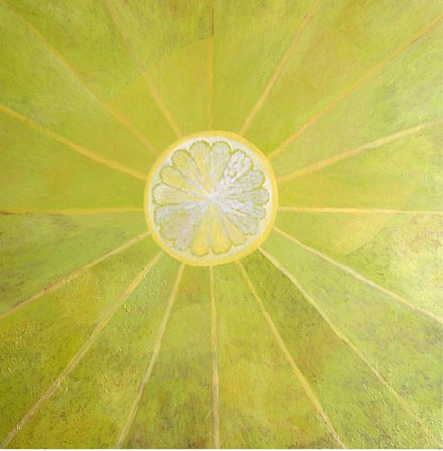 """""""Лимоновое солнце"""" ::: Наира Рустамова"""