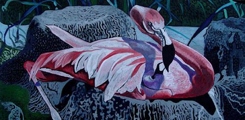 """Материнство фламинго"" ::: Наира Рустамова"