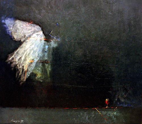 «Ангел» ::: Бахруз Кенгерли