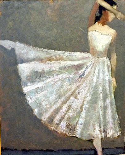 «Маленькая балерина» ::: Бахруз Кенгерли