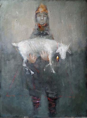 «Рождение» ::: Бахруз Кенгерли