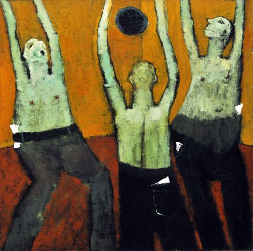 «Камерный Волейбол» ::: Нияз Наджафов