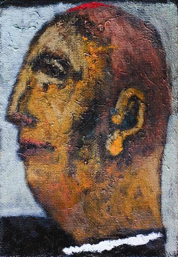 «Портрет» ::: Нияз Наджафов
