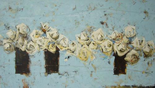 """Цветы"" ::: Эмин Аскеров"