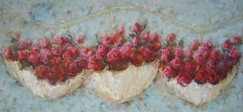"""Розы"" ::: Эмин Аскеров"